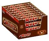 Nestlé ROLO, Schoko-Praline mit weichem Toffee-Kern, leckere Karamell-Füllung, Multi-Pack, 36er Pack (36 x 52g)