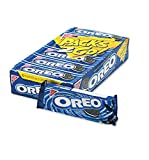 Nabisco&reg Oreo&reg Chocolate Sandwich Cookies, Twelve 6 Cookie Packs/Box (NFG03742) Category: Cookies