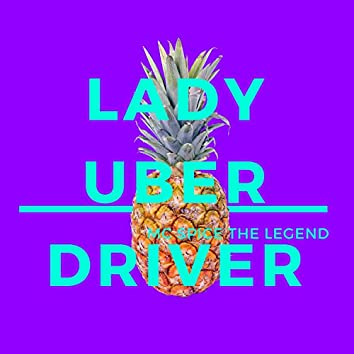 Lady Uber Driver