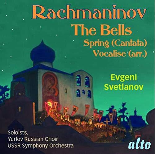 Rachmaninov : Les cloches, op. 35. Svetlanov.