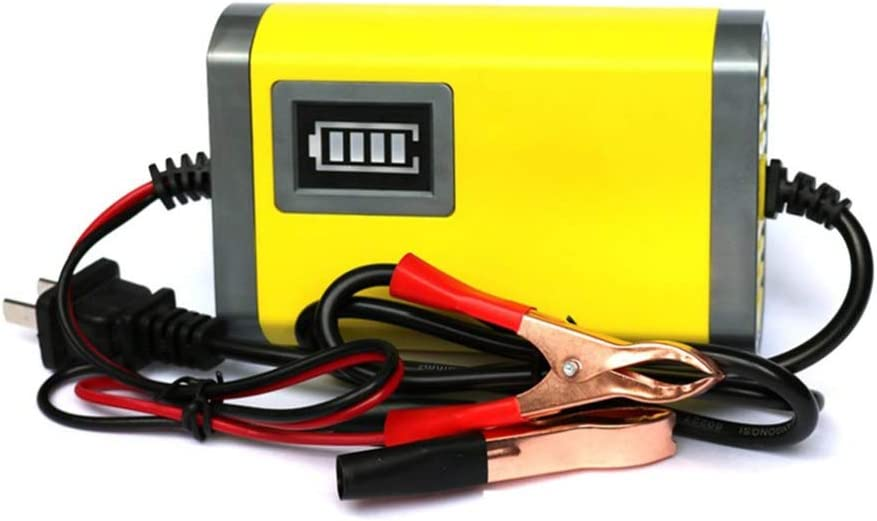 Douup 12V 2A LCD Display Smart Charger Car Battery Popularity Store Fu Motorcycle