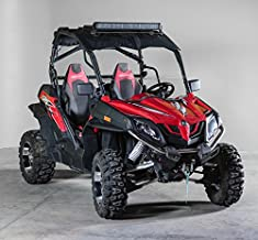 Compatible with CF Moto Z Force Half UTV Windshield 3/16