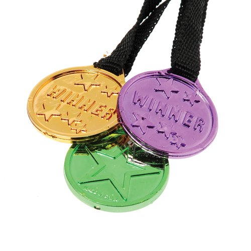 Why Should You Buy DollarItemDirect Halloween Winner Medals, Sold by 48 Dozens