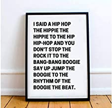i said a hip hop lyrics
