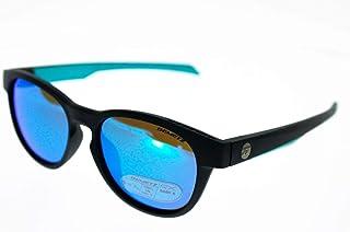 950b52baee Demetz Lunettes de Soleil TAG Gris/turquoise, verre anti -buée, monture  extra