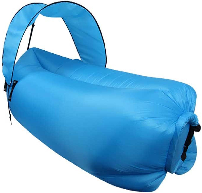 Uiophjkl Outdoor-Sport-Rucksäcke Im Freienreise-fauler aufblasbarer Sofa-Sonnenschutz-faltender Luft-Schlafsack-Schlafen Luft-Schlafsack-Schlafen Luft-Schlafsack-Schlafen Kann die meisten täglichen Notwendigkeiten unterbr B07MH7J9YV  Bevorzugtes Material ecf17e