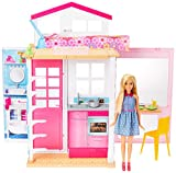 Barbie Playhouse Casa Glam 2 Pisos