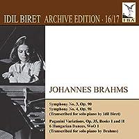 Brahms: Symphonic Works