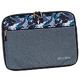 Bestway OTI108B - Bolsa para portátil (poliéster), color azul