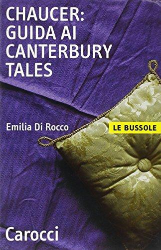Chaucer. Guida ai «Canterbury Tales»