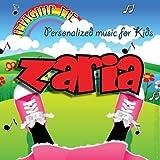 Imagine Me - Personalized Music for Kids: Zaria