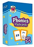 New Phonics Flashcards for Ages 3-5: perfect for home learning