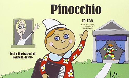 Pinocchio in CAA (Comunicazione Aumentativa Alternativa)