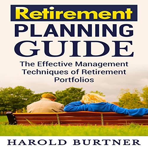 Retirement Planning Guide cover art