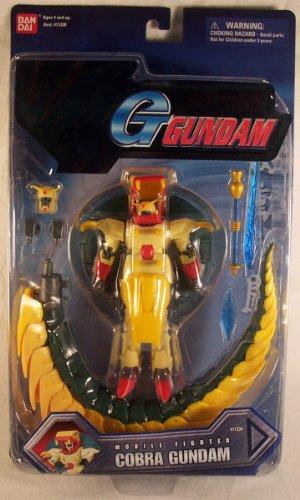 G Gundam Mobile Fighter Cobra Gundam