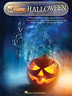 Halloween: E-Z Play Today #144 (E-Z Play Today For Organs, Pianos & Electronic Keyboards)