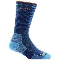 Side Profile View of Women's Darn Tough Boot Cushion Sock