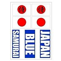 ワールドカップ サッカー 日本代表 応援グッズ フェイスシール フェイスペインティング タトゥーシール
