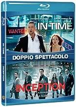 inception / in time (2 blu-ray) box set blu_ray Italian Import