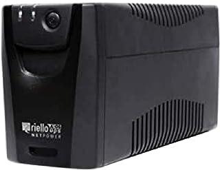 Ups Vision Rack vsr 1100 rs-232 880 vatios Conectores de Salida: 4-1u ups Gris Oscuro - ca 230 v Montaje en Bastidor 1100 va USB 19 Riello