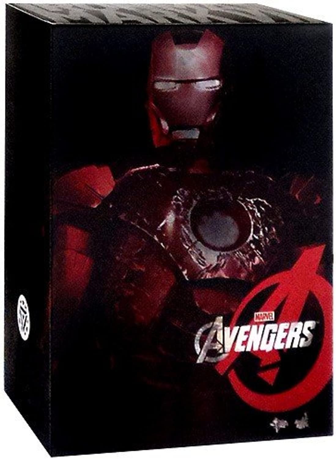 Toy sapiens limited [Movie Masterpiece Masterpiece Masterpiece  The Avengers  1 6 Scale Action Figure Iron Man Mark 7 (Battle Damage version) (japan import) 3b2e70