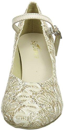 So Danca Bl166, Damen Tanzschuhe-Standard & Latein, Gold (Gold Sparkle), 36 EU (3.5 UK) - 2