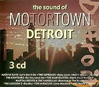 Sound of Motortown Detroit