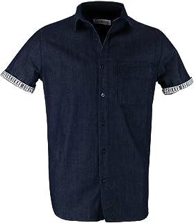 Bikkembergs - Camisa Manga Corta Hombre BIKKEMNBERGS CC10100S3082