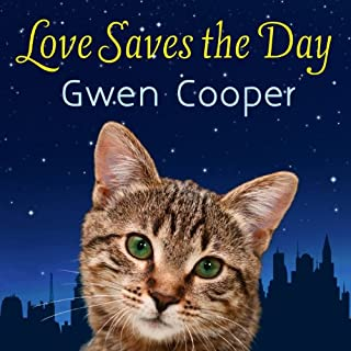 Love Saves the Day audiobook cover art