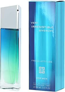 Very Irresistible Fresh Attitude by Givenchy Eau De Toilette Spray 3.3 OZ