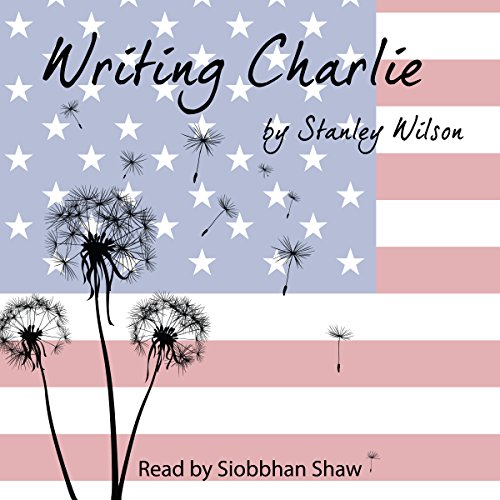 Writing Charlie audiobook cover art