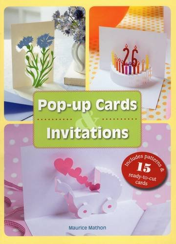 Pop-Up Cards & Invitations