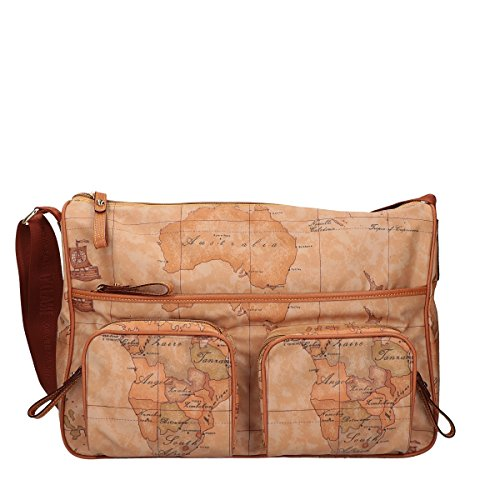 Alviero Martini satchel whith external pocket Large Geo Soft