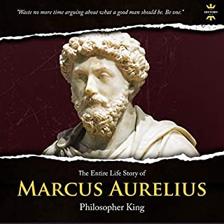Marcus Aurelius: Genius Roman Emperor      Great Biographies, Book 1              By:                                                                                                                                 The History Hour                               Narrated by:                                                                                                                                 Jerry Beebe                      Length: 1 hr and 31 mins     28 ratings     Overall 4.9