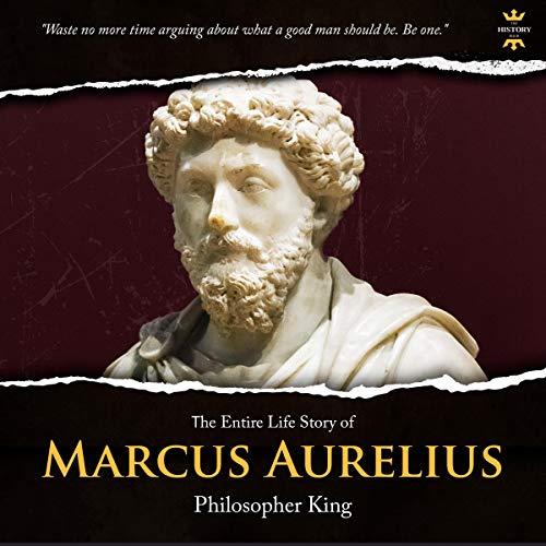 Marcus Aurelius: Genius Roman Emperor audiobook cover art