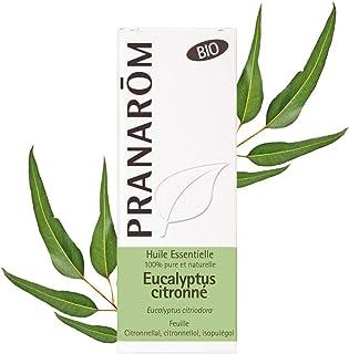 Pranarôm | Huile Essentielle Eucalyptus Citronné Feuille Bio | Eucalyptus Citriodora | Feuille | HECT | 10 ml