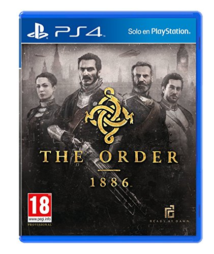 Sony The Order: 1886, PS4