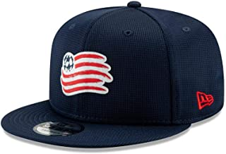 New Era Official New England Revolution On Field 9FIFTY Snapback