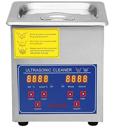 lavatrice ultrasuoni svapo BuoQua Pulitore Ad Ultrasuoni Display Digitale Ultrasuoni Bagno Ultrasuoni Dispositivo con Timer Digitale 2L