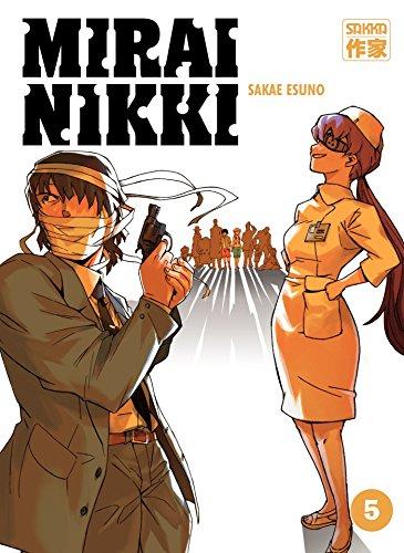 Mirai Nikki (Tome 5)