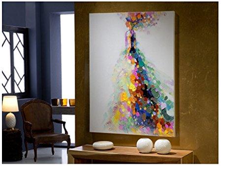 SCHULLER - Cuadro Pintura Acrílica 90x120 Colección Gala