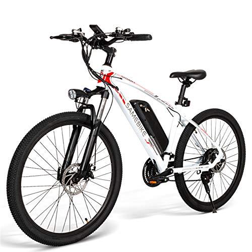 26 pulgadas plegable E-Bici, 500W de motor sin escobillas, de iones de...