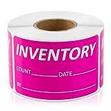 Inventory Label, 1.5