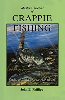 Masters' Secrets of Crappie Fishing (Fishing Library)