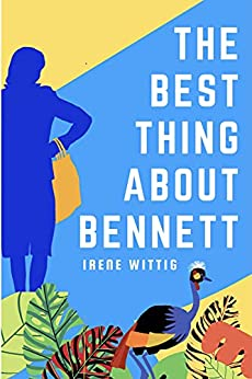 Book cover image for the best thing about bennett by irene wittig