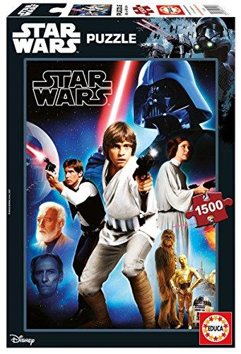 Educa 17126.0 - Star Wars Episode IV: A New Hope 1500 Pezzi