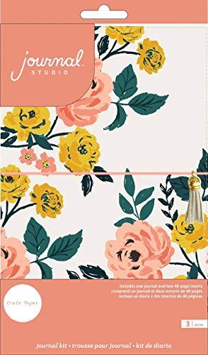 Mehrfarbig American Crafts Maggie Holmes Bloom Thickers Aufkleber 14/cm x 27,9/cm/ andere /Petals Alpha//Multi Spanplatte