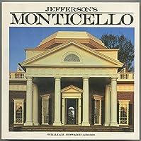 Jefferson's Monticello 0896593940 Book Cover