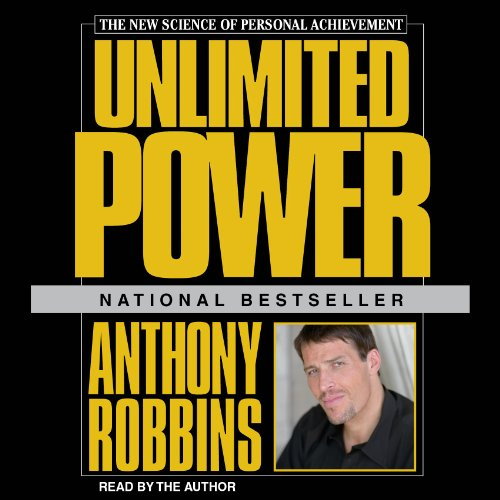Unlimited Power audiobook cover art