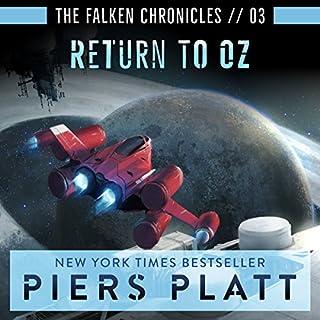 Return to Oz audiobook cover art